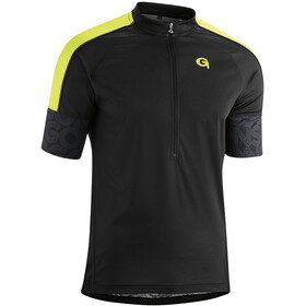 Gonso Arlas Half-Zip SS Bike Jersey Men black
